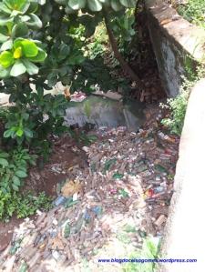 Pequeno recorte da situação no centro de Porto Velho, a 80 metros da sede do TRT